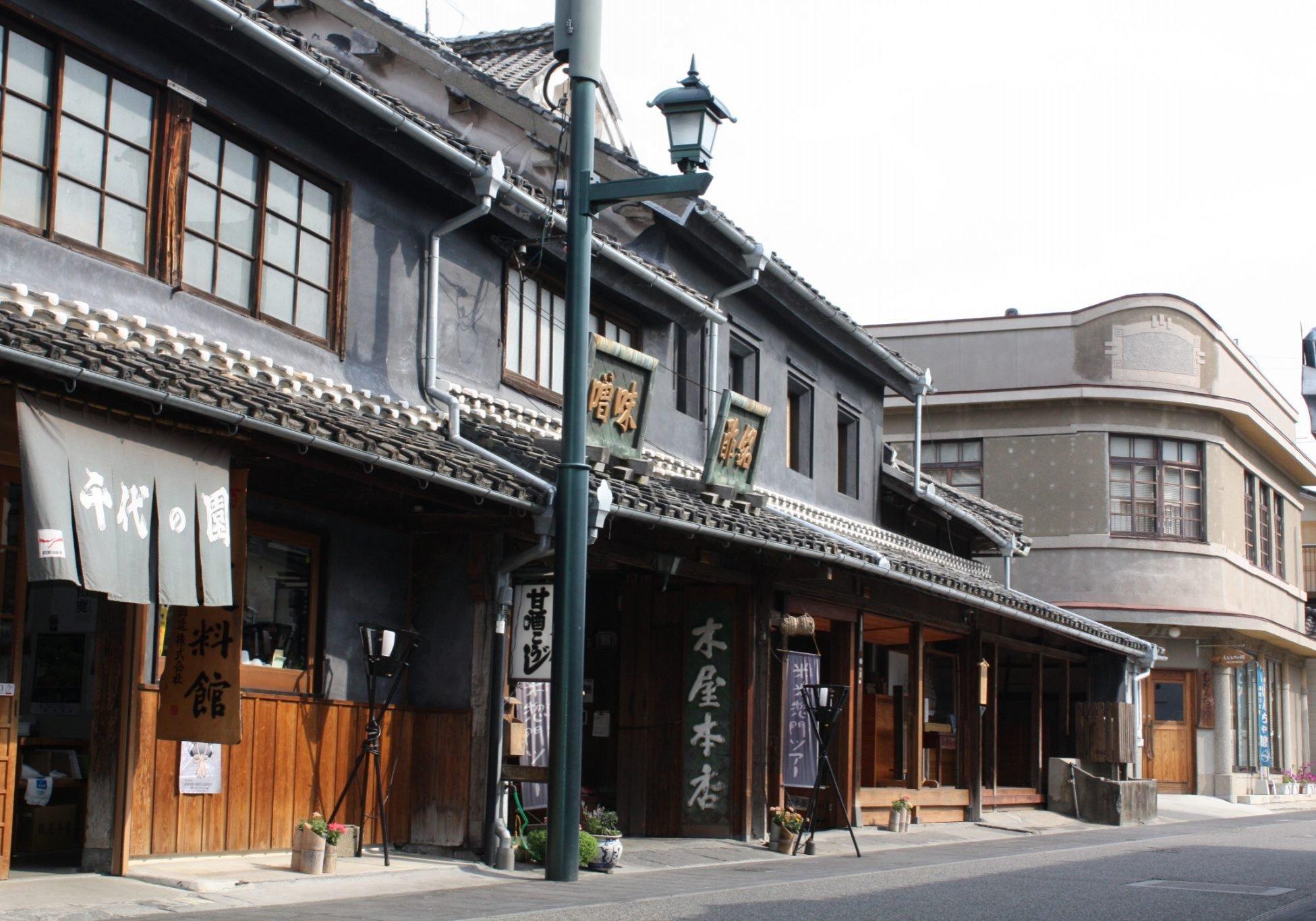 豊前街道(下町)2